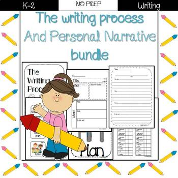 Introduction to the writing process and personal narratives