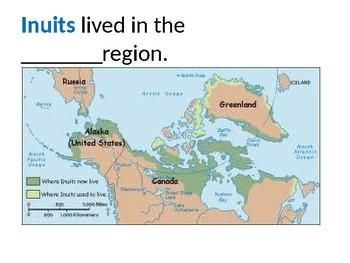Inuit tribe Flashcards