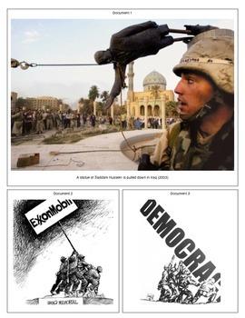Invasion of Iraq (Document Packet)