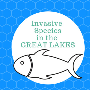 Invasive Species in Great Lakes- Word Search