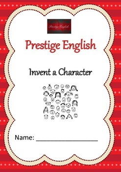 Invent a Character - Creative Writing