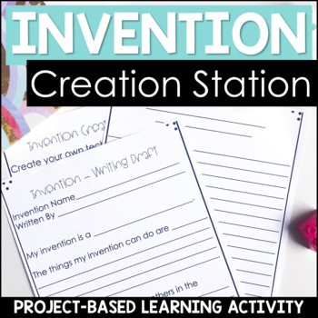 Invention Creation Station *UPDATED!*