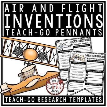 Inventions Research Project & Rubric
