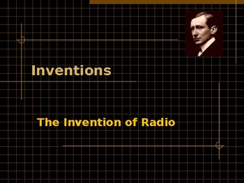 Inventions - Invention of Radio