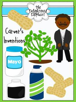 Inventions of George Washington Carver