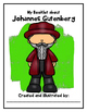 Inventors Booklets {Johannes Gutenberg}