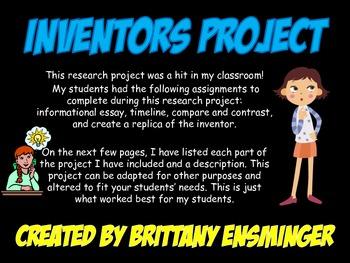 Inventors Project