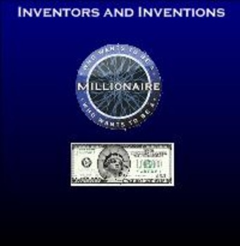 Inventors and Inventions: The United States Smartboard Game