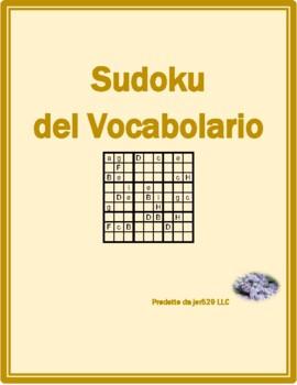 Inverno (Winter in Italian) Sudoku