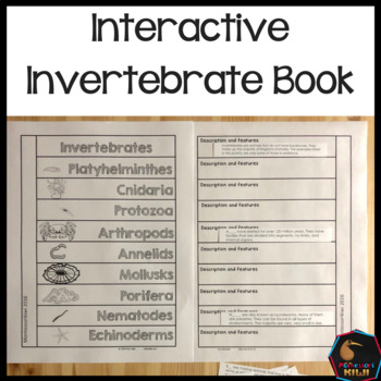 Invertebrate Book