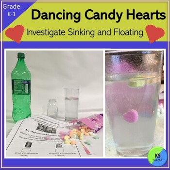 Investigating Dancing Candy Hearts:  A Floating and Sinkin