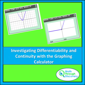 Investigating Differentiability and Continuity with the Gr