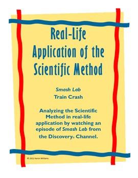 Investigating Scientific Method Using Smash Lab: Train Crash