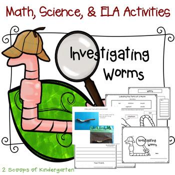Investigating Worms Science, Math, Language Arts & Craftiv