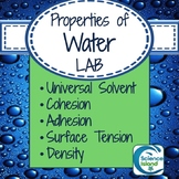 Lab: Unique Properties of Water - Cohesion, Adhesion & More!