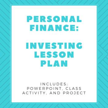 Investing Lesson Plan