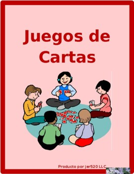 Invierno (Winter in Spanish) games:  Concentration, Slap,