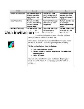Invitation Mini Project