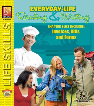 Invoices, Bills, & Forms: Everyday-Life Reading & Writing