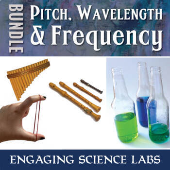 Investigating Pitch, Frequency, & Wavelength—Sound & Waves