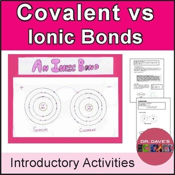 Ionic vs Covalent Bonds