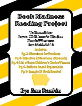 Iowa Children's Choice Book Madness Project