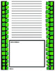 Iowa Core Math 4th Grade Year Long Journal (With Student F