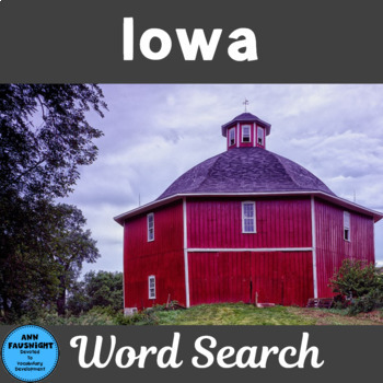 Iowa Search and Find