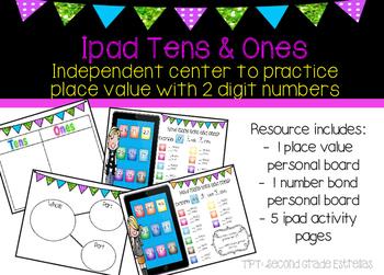 Ipad Tens & Ones Center ENGLISH