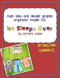 Ira Sleeps Over Graphic Organizer Mobile