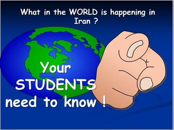 Iran:Internal Problems