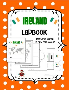 Ireland Lapbook
