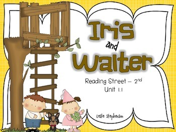 Iris and Walter - Reading Street