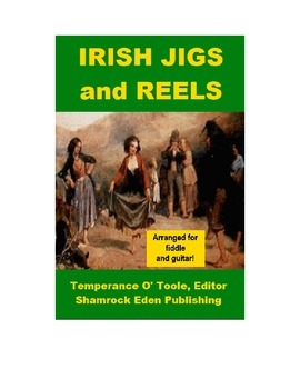 Irish Jigs and Reels