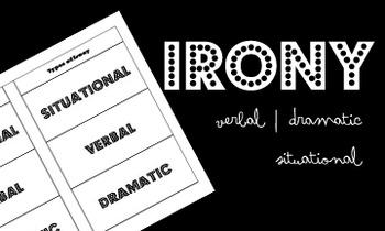 Irony Foldable