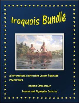 Iroquois Bundle Lesson Plans and PowerPoints