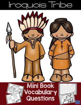Iroquois Tribe Mini Book