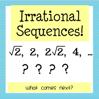 Radical Sequences