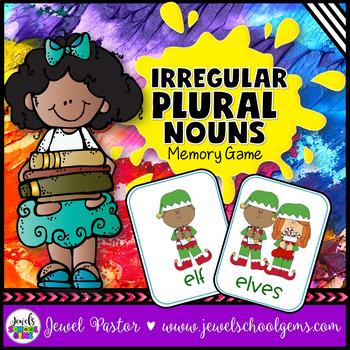 Irregular Plural Nouns Game