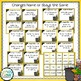 Irregular Plural Nouns Task Cards - Name Changes (or Stays