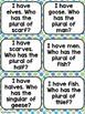 Irregular Plural Nouns Pack