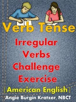 Irregular Verbs Challenge Exercise