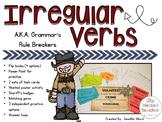 Irregular Verbs (a.k.a. The Grammar Rule Breakers)