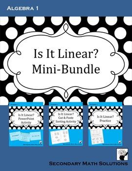 Linear or Not Mini-Bundle