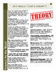 "Is It Really ""Just a Theory""?:   Leveled Informational Text"