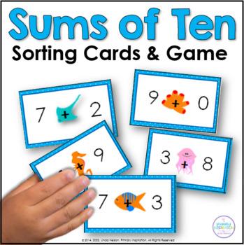 Is It Ten?: Ocean Game for Sums of Ten
