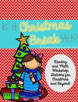 Is it Christmas Break Yet? 6 Winter and Christmas Math and