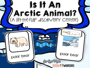 Is it an Arctic Animal? Lift-the-Flap Center