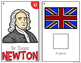 Isaac Newton Adapted Books { Level 1 and Level 2 } All Abo