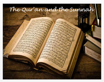 """""""The Qur'an and Sunnah"""" + Quiz"""